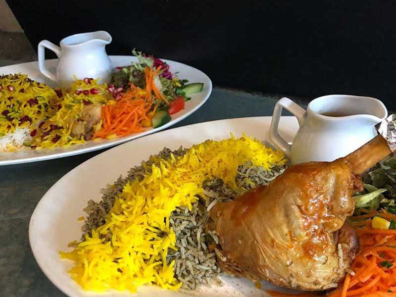 Kish Express Authentic Persian Food